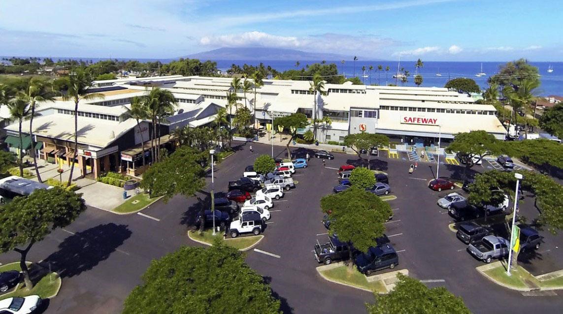 Lahaina Cannery Mall, Lahaina, HI