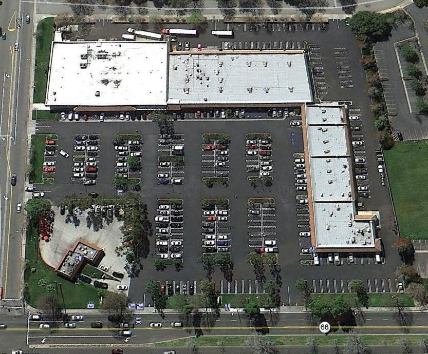 La Verne Courtyard, La Verne, CA